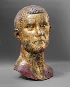 Portrait d'Aurélien L'antica #Brixia a #Roma #GiorniDiRoma #MuseiCapitolini @museiincomune #MuseoSantaGiulia @ComuneBs @LauCastelletti