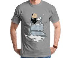 Game of Thrones - Winter Peanuts Tshirt Camiseta Camisa Tee