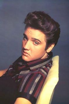 'The King'. Elvis.