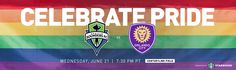 Celebrate Pride Week with Sounders FC | Seattle Sounders FC