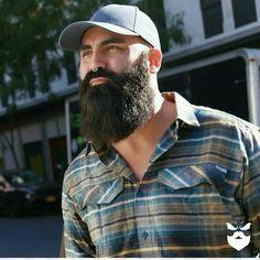 @beardedbadboys on Instagram and facebook . Beards babes and badasses