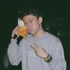 rich chigga aka brian immanuel // passionate, hilarious, driven. keep the jams coming!