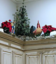 At Rivercrest Cottage: Christmas Chickens