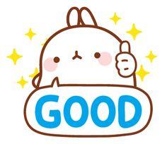 찹쌀떡 토끼 몰랑과 새침병아리 피우피우의 매일매일 실용적인 스티커입니다! 언제 어디서나 어울리는 귀여운 이미지로 편하게 사용하세요♡