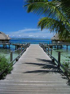 Bora Bora Island – One of the most Exotic and Romantic Islands