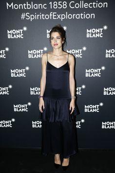 La semplicità di Charlotte Casiraghi in vestito lungo è quello a cui tutte noi dovremmo ambire per essere eleganti nel 2018