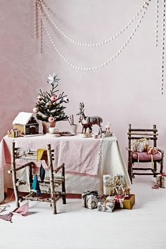 Homelife Country Christmas decorating ideas 1