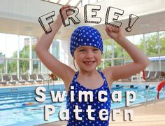 Beau Baby: Free Pattern: Little Swimmer Bathing Cap