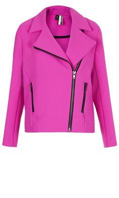 Topshop Pink Coat, £125
