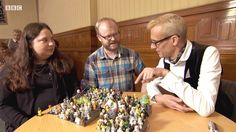 Check me out on BBC Antiques Roadshow http://wp.me/P8OFVT-2 @Powerofthebrick #Lego #StarWars expert teaching the BBC a few things!