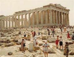 Athens, Greece Acropolis-Parthenon