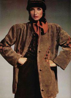 Givenchy. L'Officiel magazine 1976
