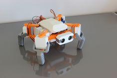 printer design printer projects printer diy Robotics Robotics SMARS QUAD MOD by tristomietitoredeituit - Thingiverse you can find similar . Learn Robotics, Robotics Engineering, Arduino Robot Arm, Get Down On It, Simple Arduino Projects, 3d Printer Projects, Armor Concept, Robot Design, 3d Prints