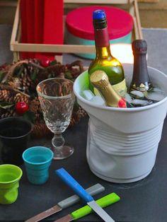 Kitchen Tool : 贈り物にしたい、キッチンツール/「REVOL」の「シャンパーニュバスケット」 #kitchentools
