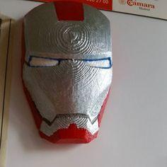 Something we liked from Instagram! Iron Man magnet #3dprinting #3dprint #3printed #ironman #civilwar #avengers #deadpool #comics #marvelcomics #superhero #logo #captainamerica #thor #geek #nerds #dccomics #thingiverse #reprap #arduino #diy #3dprinter #marvel #ultimaker #makerbot #decoration #nerd #gaming #cosplay #magnet by carmenl94 check us out: http://bit.ly/1KyLetq