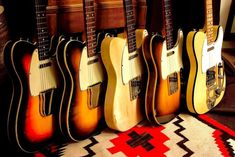 Fender Custom Telecasters