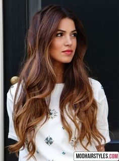 Long Hairstyle. Be ready to try any 2016 Hairstyle Trend you want with an amazing Hair Vitamin!! hair.howtonow.org