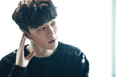 Jang Ki Yong for CeCi Korea April 2014