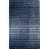 Found it at Wayfair - Fulham Navy Area Rug Den Ideas, Fulham, Contemporary Area Rugs, Joss And Main, Throw Rugs, All Modern, Rug Size, New Homes, Navy