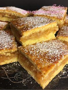 Hungarian Cake, Croatian Recipes, Bread And Pastries, Pastry Recipes, Tiramisu, Ham, French Toast, Yummy Food, Sweets