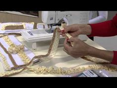 Mulher.com 03/06/2013 Cissa Mesquita - Franzido e prega em overloque Parte 1/2 - YouTube