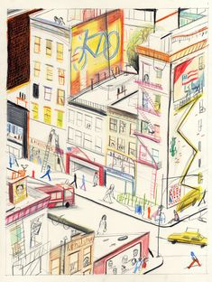 La caserne | La caserne | Yann Kebbi Américanin | Expositions | Galerie | Michel Lagarde, 13 rue Bouchardon 75010 Paris