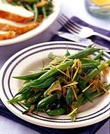 Green Beans with Caramelized Shallots |  2 WWP+ per 1/4 serving