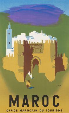 Maroc ~ Jean Even