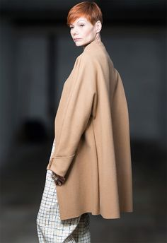 Mantel Oversized,Kaschmir Mantel,Statement Mantel,Camel Farben,Schlichte Mantel,Street Style Mantel,Jacken&Mäntel,Winter Mantel von RoteTulpe auf Etsy