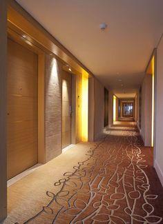 #corridor #carpet