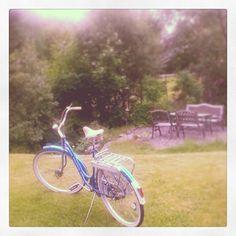 DBS Vello sykkel fra 60-70-tallet.