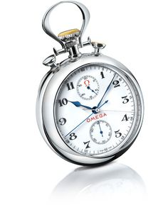 OMEGA Watches: Specialities Olympic Pocket Watch 1932