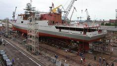 Russian Project 11356 frigate photo RIA Novosti. Igor Zarembo