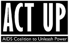 ACT UP is a diverse, non-partisan group of individuals united in anger   and committed to direct action to end the AIDS crisis.