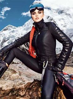 Goldbergh Luxury Ski Fashion 2016