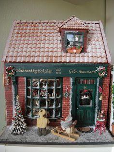 Weihnachtshaus-laden 1:12 - Regina - Álbumes web de Picasa