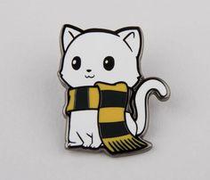 Hufflepuff cat