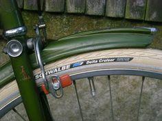 Lovely Bicycle!: Cream Delta-Cruisin'
