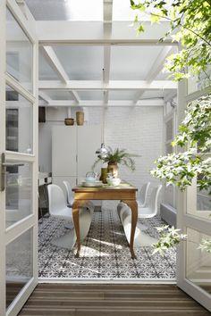 Century old villa in Madrid Follow Gravity Home: Blog - Instagram - Pinterest - Bloglovin - Facebook