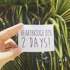 T W O MORE DAYS!!! Heartbridge performing arts DTS!  #hypebeast #hb #instadaily #instagram #instagood #kona #campus #ywam #countdown #hawaii #travel #letsGo #vsco #vscocam #countdown by heartbridgecompany http://bit.ly/dtskyiv #ywamkyiv #ywam #mission #missiontrip #outreach