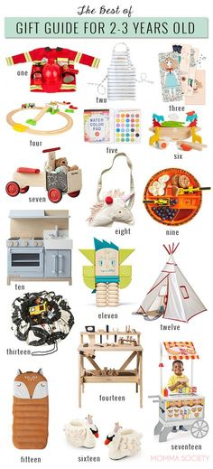 a66222a39a3 Best Holiday Gifts for Toddlers 2-3 Years Old