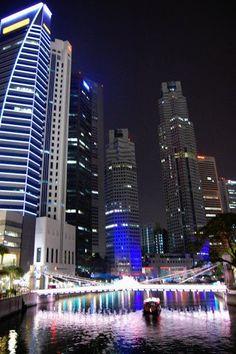 Clarke Quay,Singapore.