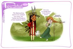 Pocket Princesses 136: Rainmaker Please reblog, do not repost or remove credits! Facebook page
