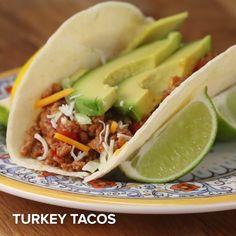3 Ways To Use Ground Turkey