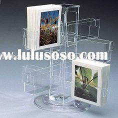 Wall mount acrylic greeting card display rack available in 4 siz wall mount acrylic greeting card display rack available in 4 siz card postcard art print magnet display ideas for craft shows retail settings m4hsunfo