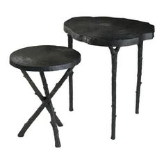 Forest Side Tables