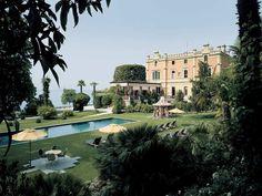 Grand Hotel a Villa Feltrinelli | Lago di Garda, Italy