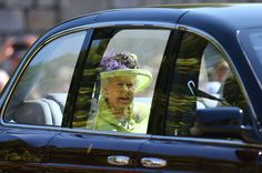 The Queen Was Sending a Clear Message With Her Royal Wedding Outfitgoodhousemag