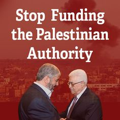 The Palestinian Authority does not want peace with Israel. They support brutal murders - car rammings. stabbings, rocket attacks and ongoing incitement - against Israeli citizens.