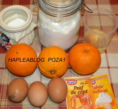 chec cu portocale 1 Cantaloupe, Deserts, Fruit, Vegetables, Food, Essen, Postres, Vegetable Recipes, Meals